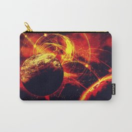 Space is on Fire Carry-All Pouch