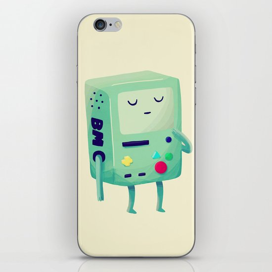 Who Wants To Play Video Games? iPhone & iPod Skin