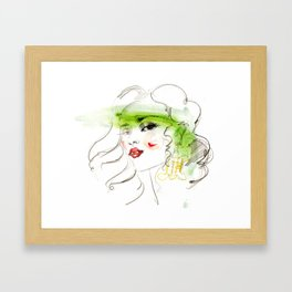 Colorlove 4 Framed Art Print