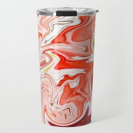 Smashing Strawberries Travel Mug