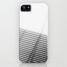 Untitled (Lines) iPhone Case