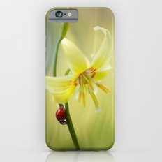 Lily lady iPhone 6 Slim Case