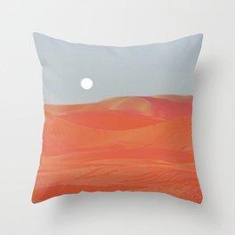 BLAZING Throw Pillow