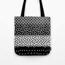 noisy pattern 01 Tote Bag