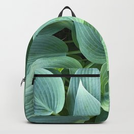 Perfect green leaves Backpack