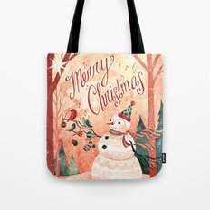 Christmas Card 2015 Tote Bag