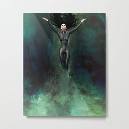 Will I ever get out? Metal Print