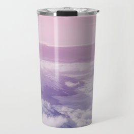 pastel mountainscape #society6 #decor #buyart Travel Mug