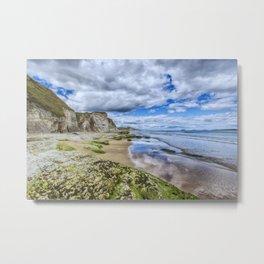Coastal Paradise Metal Print