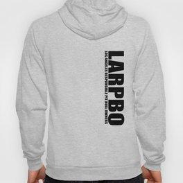 LARPBO Classic Black Hoody
