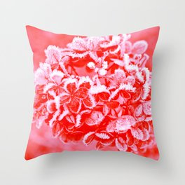 CORAL Living CRYSTALS Throw Pillow