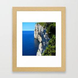 Kornati Framed Art Print