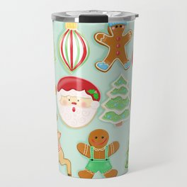 Baking Christmas Bright Travel Mug