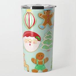 Baking Christmas Bright Travel Mug