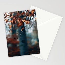 Hibernation Stationery Cards