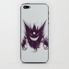 Mega Ghost iPhone & iPod Skin