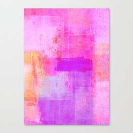 Constructed Canvas Print