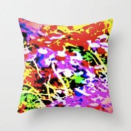 Soul fusion Throw Pillow