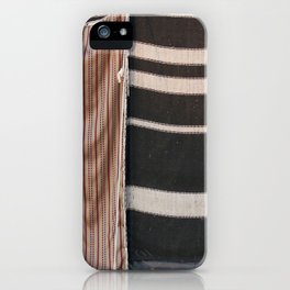 No Mad Tent iPhone Case