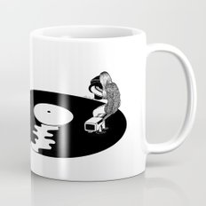 Don't Just Listen, Feel It Mug