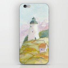 Peaceful Lighthouse II iPhone & iPod Skin