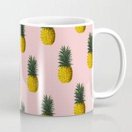 Pineapple and Pink II Coffee Mug
