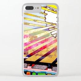 Good Day Sunshine Clear iPhone Case