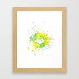 Let's break it down! Framed Art Print