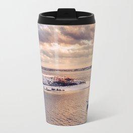 Let's Sail Away Travel Mug