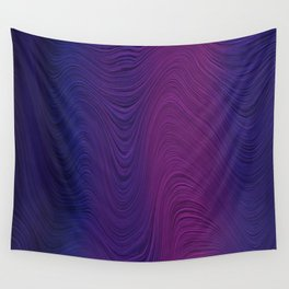 Purple daze 24 Wall Tapestry