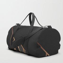 Black & Gold 035 Duffle Bag