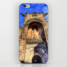 Edinburgh Castle Scotland iPhone & iPod Skin