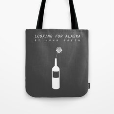 looking for alaska Tote Bag