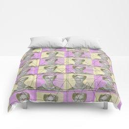 Frida wallpaper Comforters