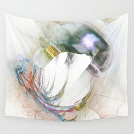 Shattering Throw Wall Tapestry
