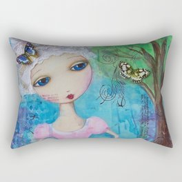 Oh Marie! Rectangular Pillow