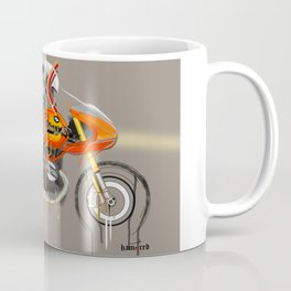 Braking point Coffee Mug