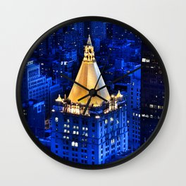 New York Life Building Wall Clock