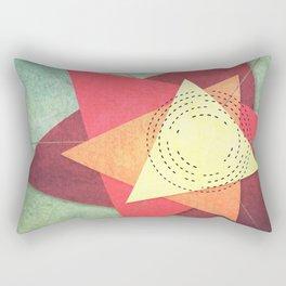 Coherence 2 Rectangular Pillow