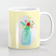 Brittany Flowers Mug