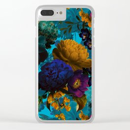 Vintage & Shabby Chic - Night Affaire VI Clear iPhone Case