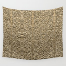 fools gold Wall Tapestry