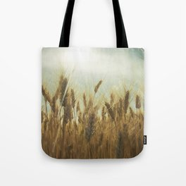 Near Harvest Tote Bag