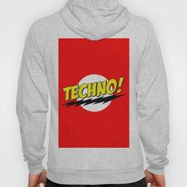 Techno Bazinga Hoody