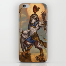 Bringer of Light iPhone Skin