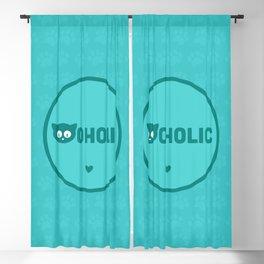 Catoholic Cute Saying Blackout Curtain