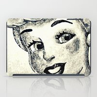 cinderella iPad Cases featuring Cinderella  by Makayla Wilkerson