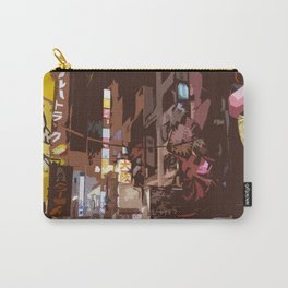 Lost In Japan Carry-All Pouch