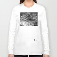 ouija Long Sleeve T-shirts featuring Modern Ouija by Capadochio