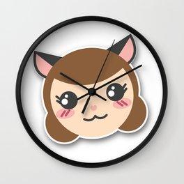Happy Alexandra! Wall Clock